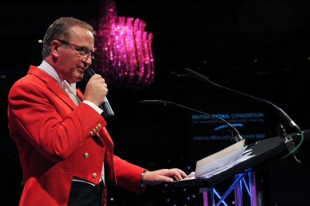 London Party Planner Toastmaster Booth Grosvenor House Hotel