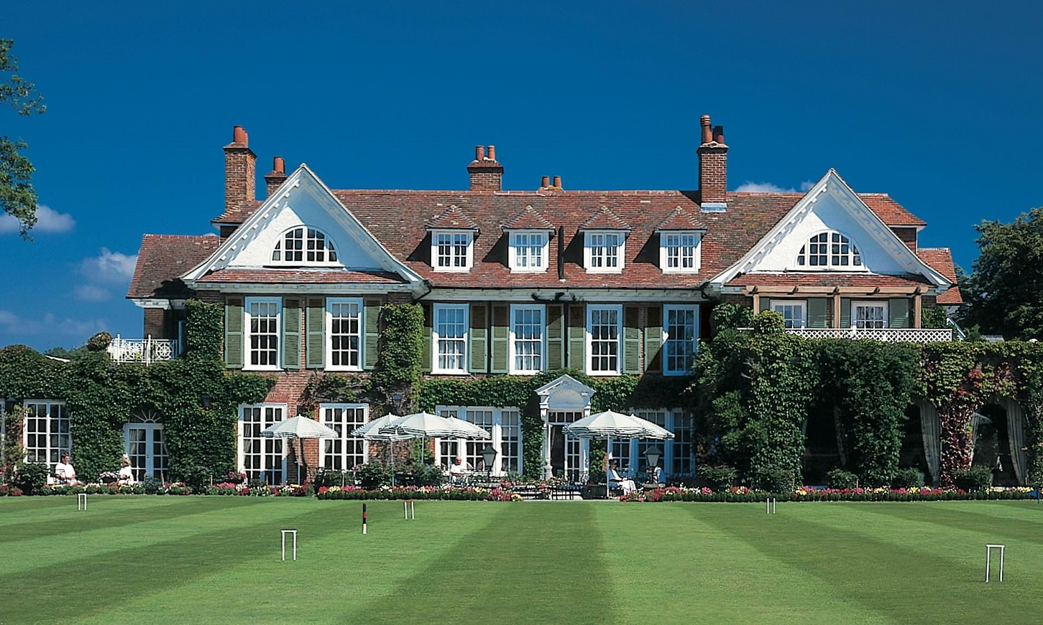 Chewton Glen Hampshire Country House Wedding Venue