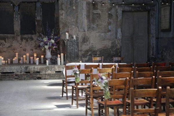 Asylum London Wedding