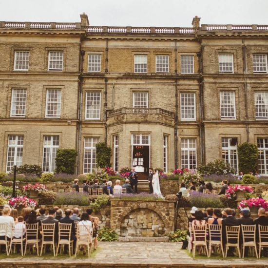 Hedsor House Buckinghamshire Country House Wedding Venue