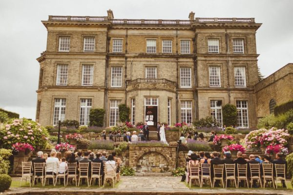 Hedsor House Buckinghamshire Country House Wedding Venue