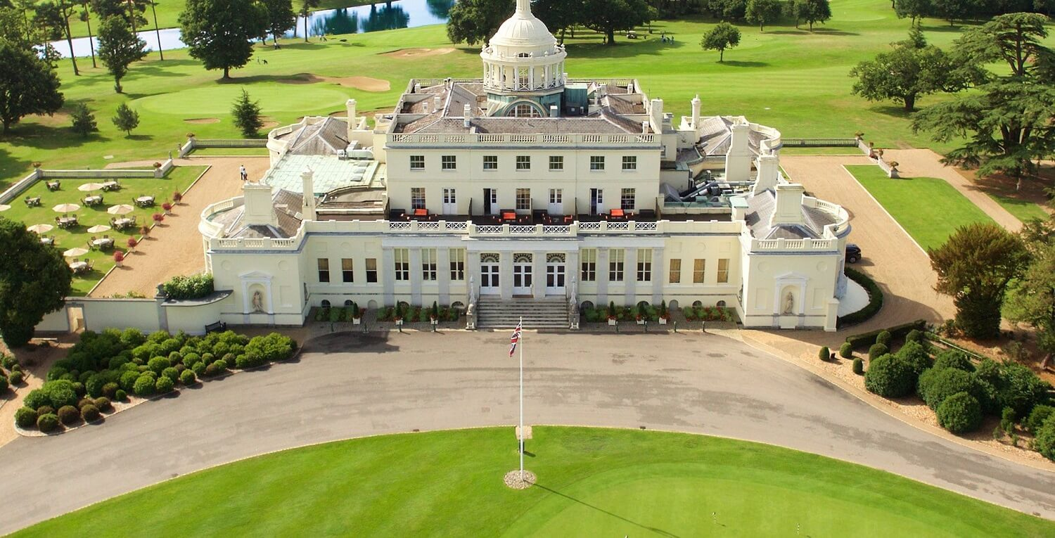 Stoke Park Buckinghamshire Country House Wedding Venue