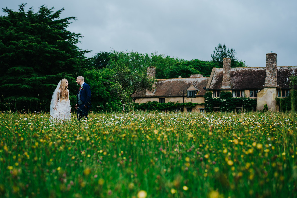 Somerset garden marquee wedding