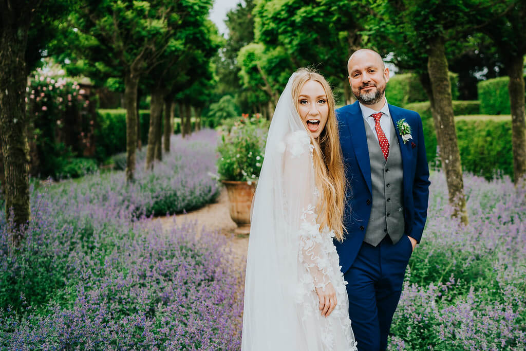 marquee wedding in Somerset