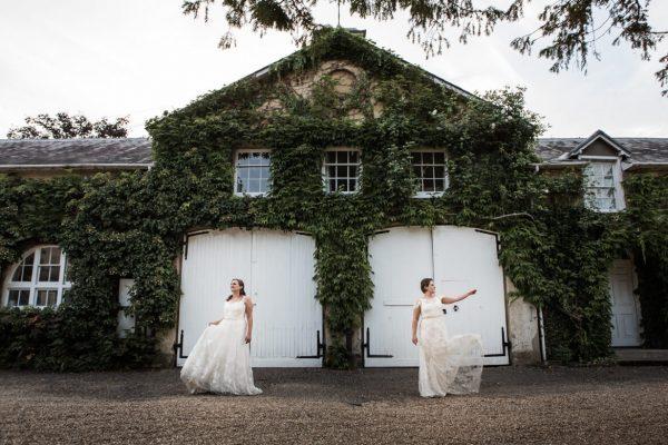 Surrey Wedding Planner Northbrook Park L&T
