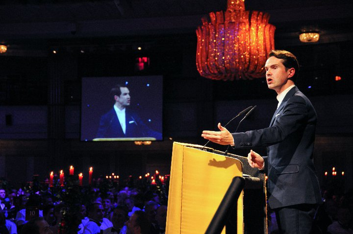 London Event Planner Grosvenor House Hotel Jimmy Carr