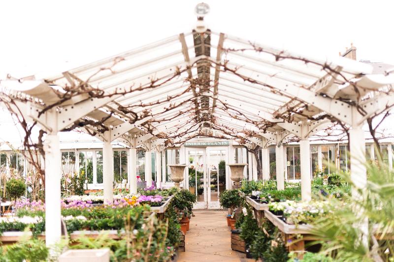Clifton Nurseries London Wedding Venue