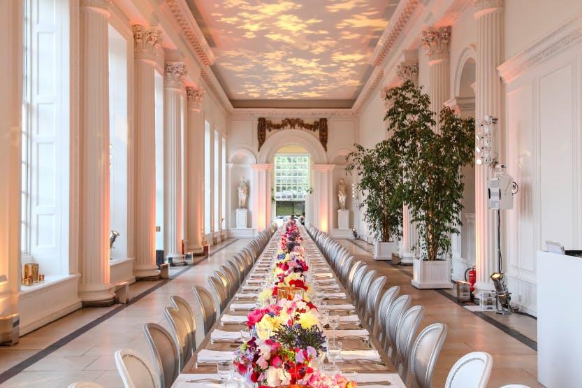 Kensington Palace Orangery Wedding Venue London