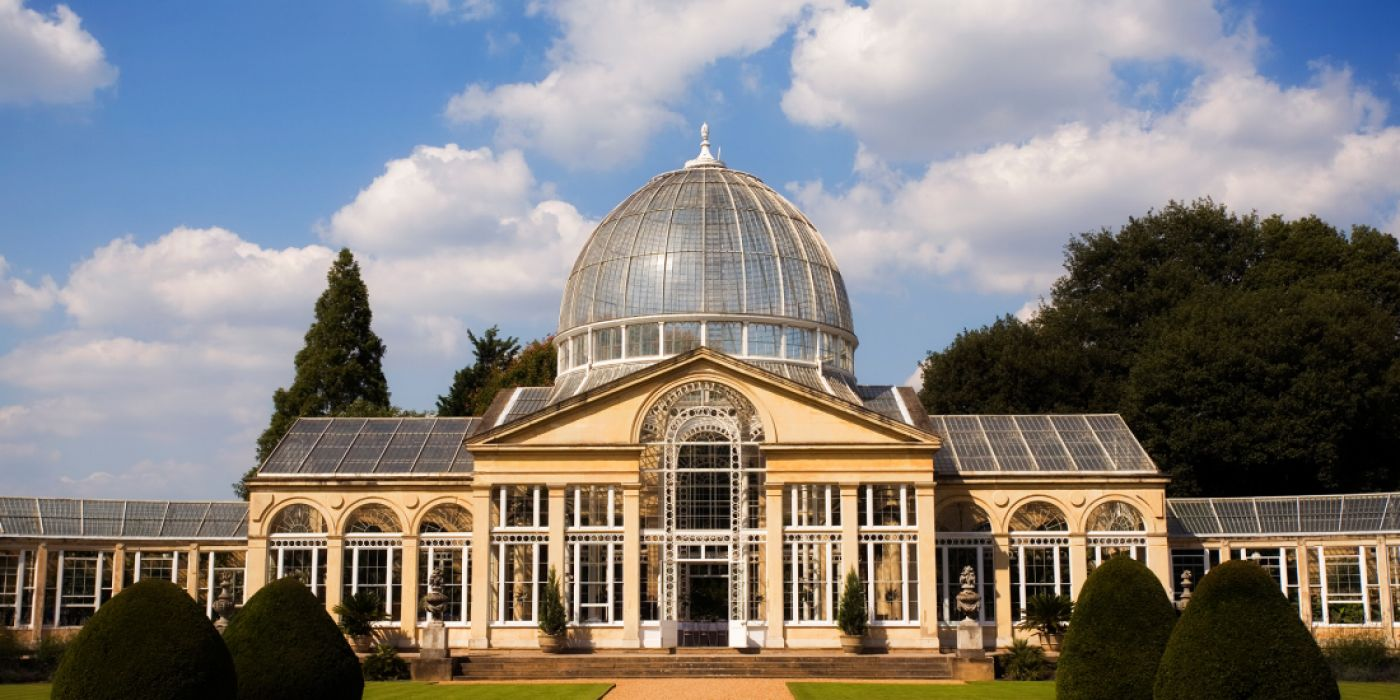 Syon Park Conservatory Wedding London