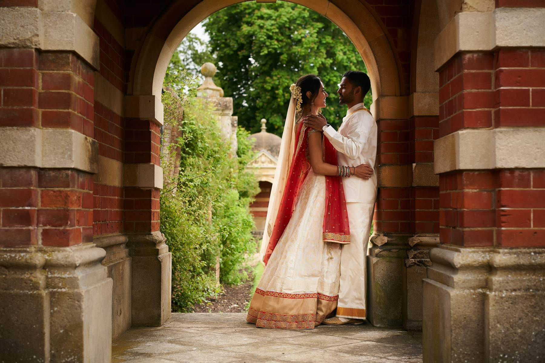 Asian Wedding North Mymms Park Hertfordshire Sheena and Yarh