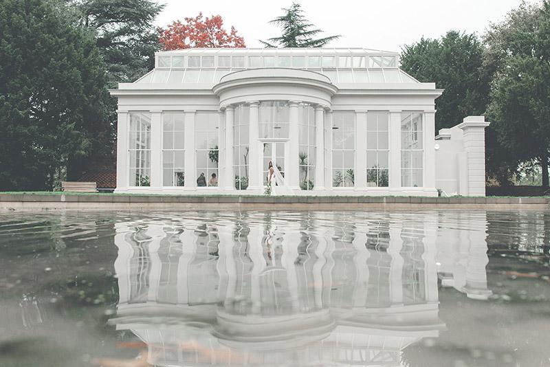 Gunnersbury Park Orangery London Wedding Venue