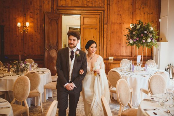 Hedsor House Wedding Planner Buckinghamshire First Look
