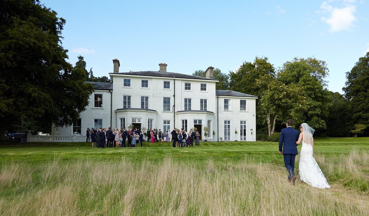 Penton Park Hampshire Country House Wedding Venue