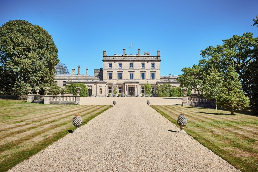 Somerley Hampshire Country House Wedding Venue