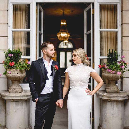 Dartmouth House Wedding
