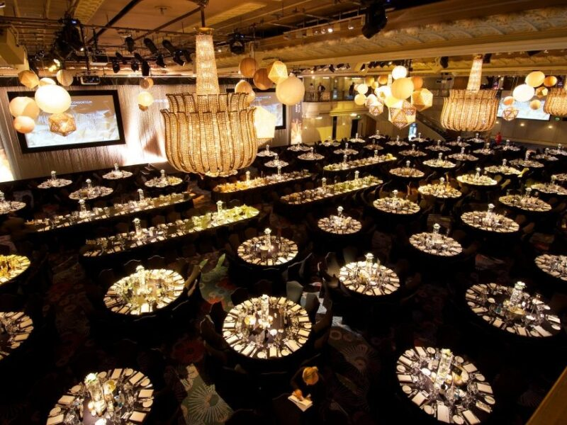 Grosvenor House London Event Planner